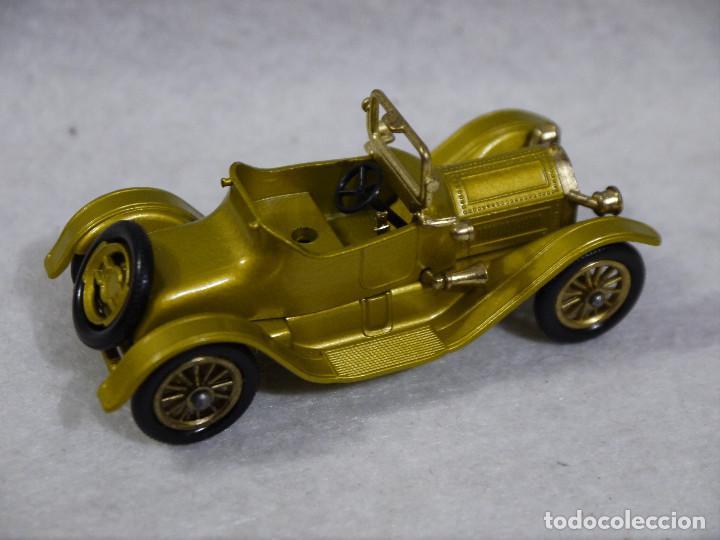 Coches a escala: CADILLAC 1913 - MATCHBOX - MODELS OF YESTERYEAR N.º 6 - Foto 2 - 158845854