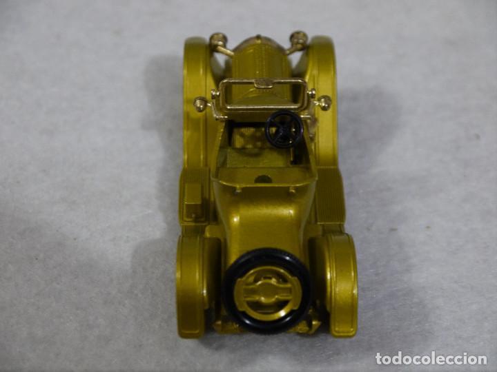 Coches a escala: CADILLAC 1913 - MATCHBOX - MODELS OF YESTERYEAR N.º 6 - Foto 4 - 158845854