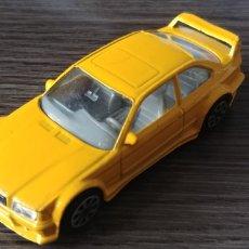 Coches a escala: BMW M3 BURAGO 1/43 AMARILLO. Lote 158943140