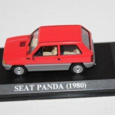 Coches a escala: COCHE CLASICO SEAT PANDA - 1980 - ALTAYA ESCALA 1/43. Lote 159951558