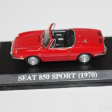 Modellautos - COCHE CLASICO SEAT 850 SPORT - 1970- ALTAYA ESCALA 1/43 - 159952130