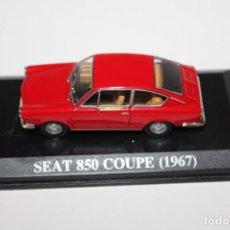 Coches a escala: COCHE CLASICO SEAT 850 COUPE - 1967 - ALTAYA ESCALA 1/43. Lote 159957562