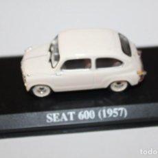 Coches a escala: COCHE CLASICO SEAT 600 - 1957 - ALTAYA ESCALA 1/43. Lote 159960462