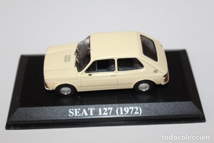 COCHE CLASICO SEAT 127 - 1972 - ALTAYA ESCALA 1/43 (Juguetes - Coches a Escala 1:43 Otras Marcas)