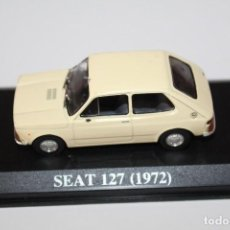 Coches a escala: COCHE CLASICO SEAT 127 - 1972 - ALTAYA ESCALA 1/43. Lote 159961618