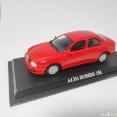 Coches a escala: ALFA ROMEO 156 ESCALA 1/43. Lote 160848848