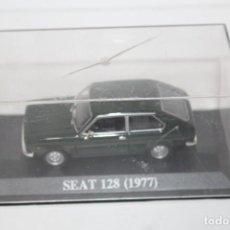 Coches a escala: COCHE CLASICO SEAT 128 ( 1977) - ALTAYA ESCALA 1/43. Lote 160864838