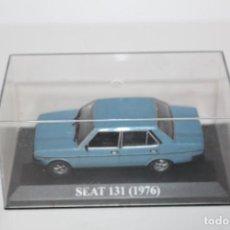 Coches a escala: COCHE CLASICO SEAT 131 ( 1976) - ALTAYA ESCALA 1/43. Lote 160865738