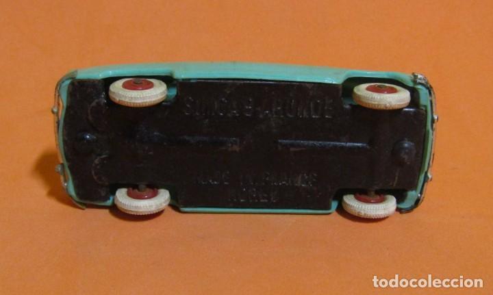 Coches a escala: NOREV SIMCA 9 ARONDE MADE IN FRANCE ARTICULO ORIGINAL - Foto 6 - 161411630
