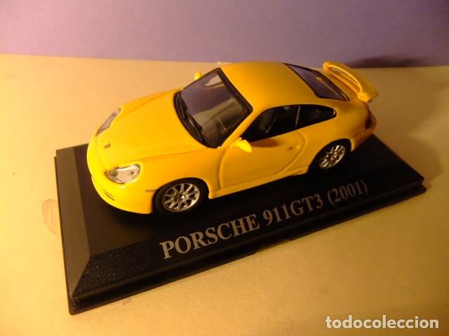 PORSCHE 911 GT3 2001 (Juguetes - Coches a Escala 1:43 Otras Marcas)