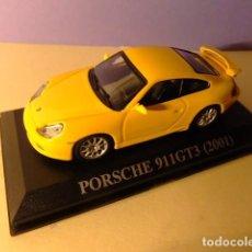 Coches a escala: PORSCHE 911 GT3 2001. Lote 162546066