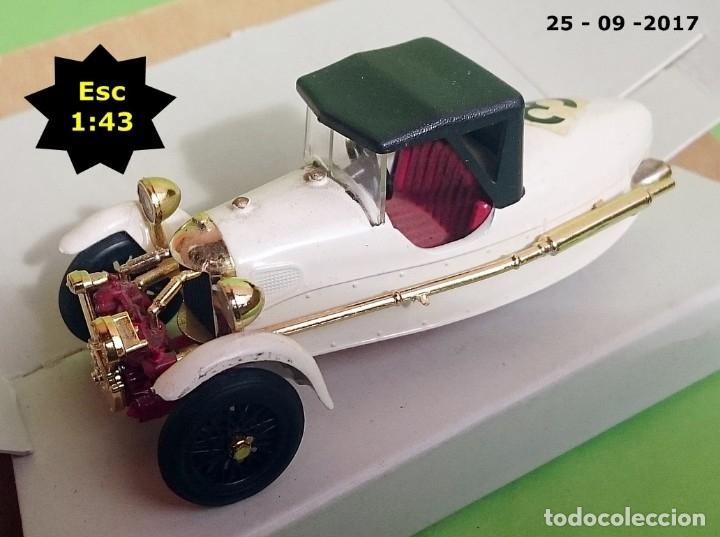 BRUMM SERIE REVIVAL CICLECAR R2 MORGAN 1923 (Juguetes - Coches a Escala 1:43 Otras Marcas)