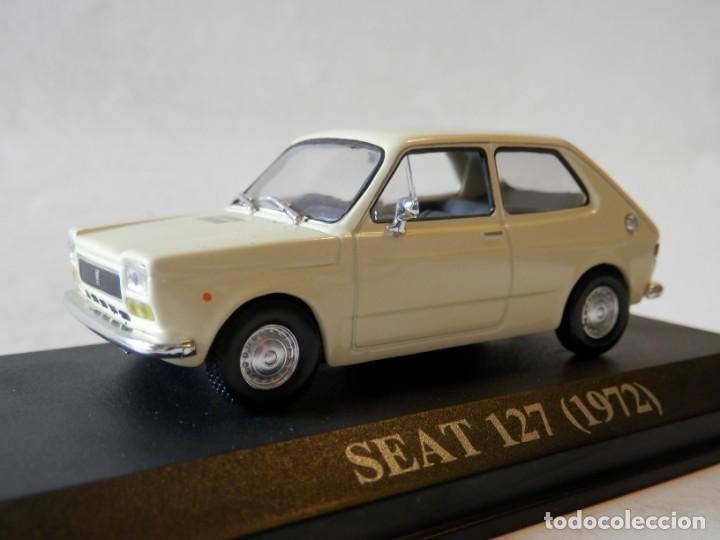 SEAT 127 1972--1/43--ALTAYA--LUGOY (Juguetes - Coches a Escala 1:43 Otras Marcas)