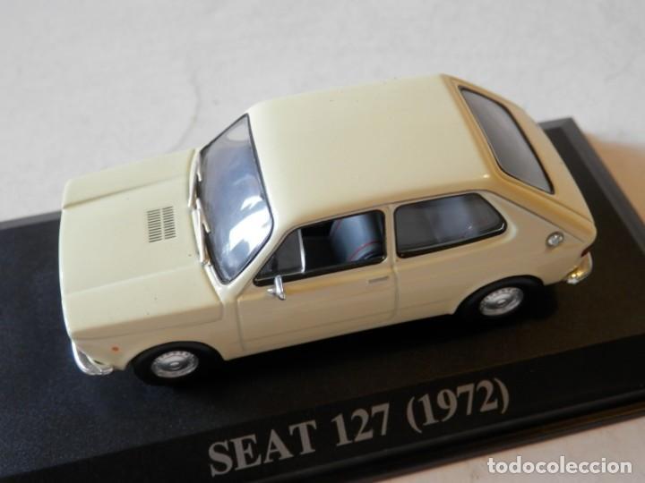 Coches a escala: SEAT 127 1972--1/43--ALTAYA--LUGOY - Foto 9 - 163073178