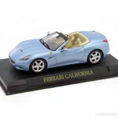 Coches a escala: FERRARI CALIFORNIA ALTAYA ESCALA 1/43. Lote 164311098