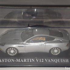 Coches a escala: 1:43 ASTON-MARTIN V12 VANQUISH IXO?. Lote 164753972