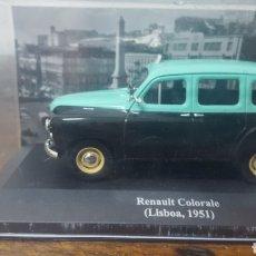 Coches a escala: TAXI RENAULT COROLARE 1951.. Lote 165384096