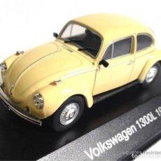Coches a escala: VW 1300L VOLKSWAGEN 1:43 IXO SALVAT DIECAST COCHE. Lote 165422817
