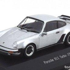 Model Cars - Porsche 911 turbo 1975 1:43 Atlas Collection Diecast coche a escala - 165423165