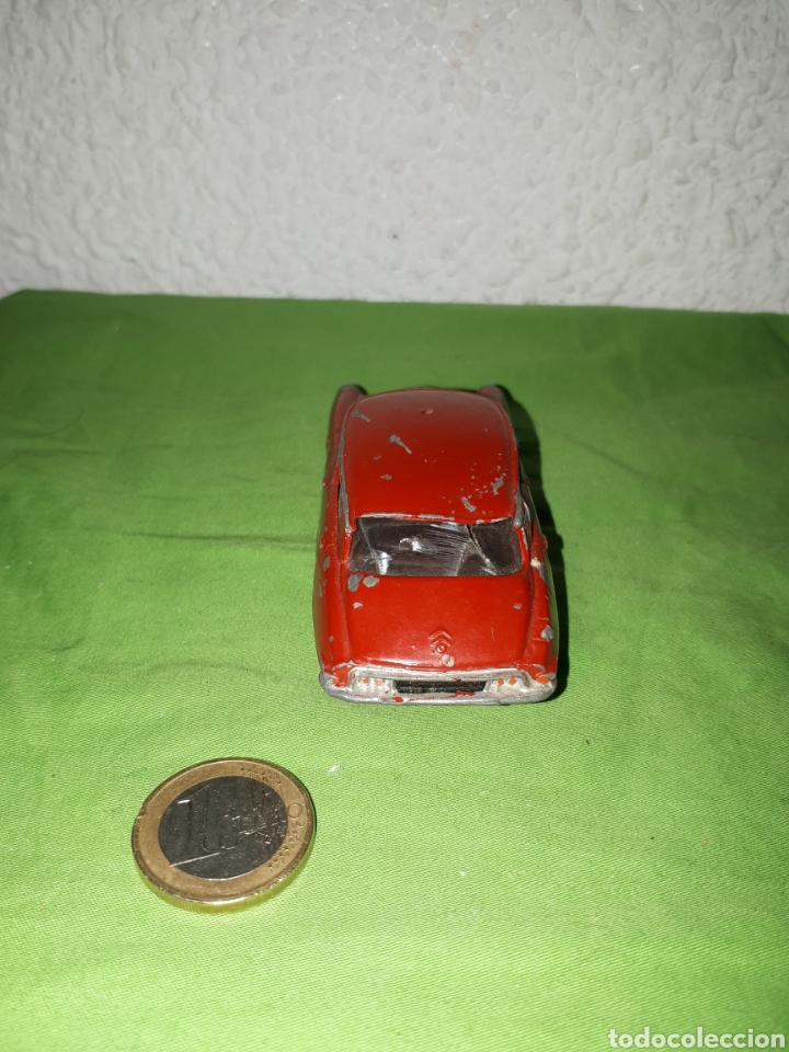 Coches a escala: Antiguo coche citroen ds 19 METOSUL PORTUGAL BOMBEIROS PARA RESTAURAR - Foto 3 - 165682981