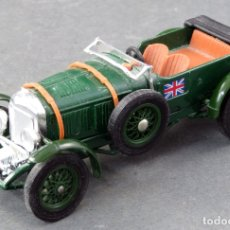 Coches a escala: BENTLEY Y2 1930 MATCHBOX LESNEY MODELS YESTERDAY 1985 1/43. Lote 165990978