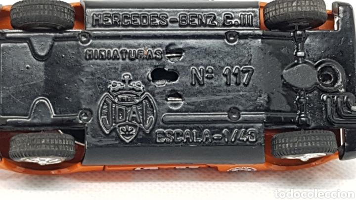 Coches a escala: MERCEDES WANKEL C 111 JOAL 1/43 NÚMERO 117 - Foto 5 - 166150570