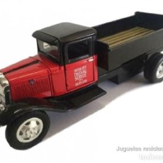 Coches a escala: FORD BB-157 1934 INTER CITY TRUCKING TINS TOYS 1:43 CAMION TRUCK DIECAST USADO. Lote 166487726