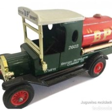 Coches a escala: MATCHBOX LESNEY FORD MODEL T BP CAMION TRUCK DIECAST USADO. Lote 166487794