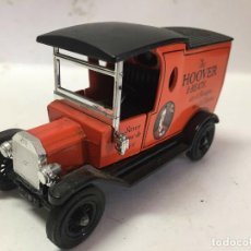 Coches a escala: MATCHBOX LESNEY FORD MODEL T HOOVER CAMION TRUCK DIECAST **. Lote 166487994