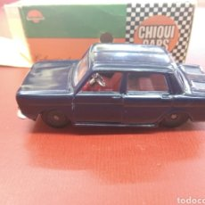 Coches a escala: CHIQUI CARS DE NACORAL E:1/43 SIMCA 1000. Lote 166507112