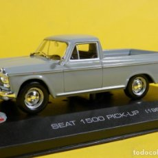 Coches a escala: SEAT 1500 PICK UP 1968-ALTAYA-1/43-LUGOY. Lote 166818254