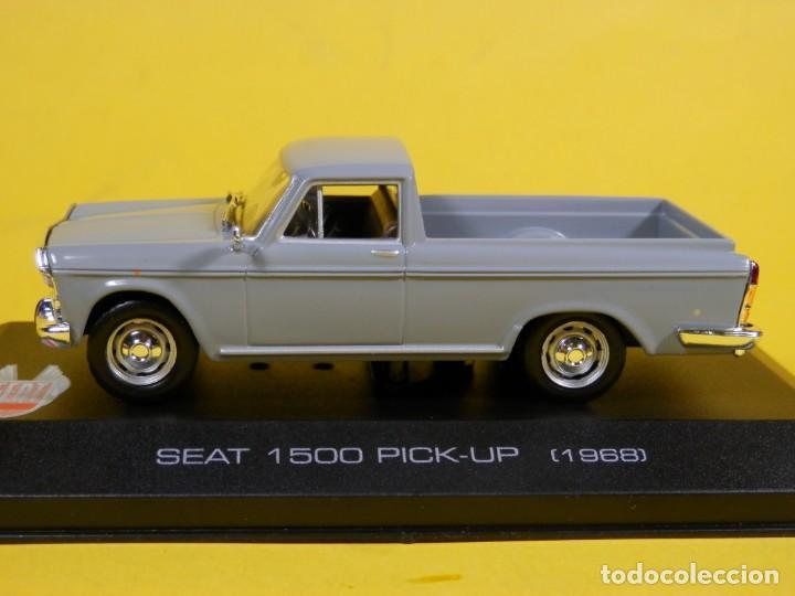 Coches a escala: SEAT 1500 PICK UP 1968-ALTAYA-1/43-LUGOY - Foto 3 - 166818254