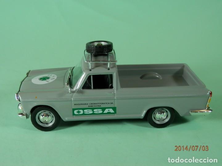 Coches a escala: SEAT 1500 PICK UP OSSA 1968-ALTAYA-1/43-LUGOY - Foto 3 - 166818854