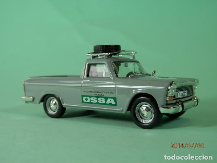 Coches a escala: SEAT 1500 PICK UP OSSA 1968-ALTAYA-1/43-LUGOY - Foto 4 - 166818854