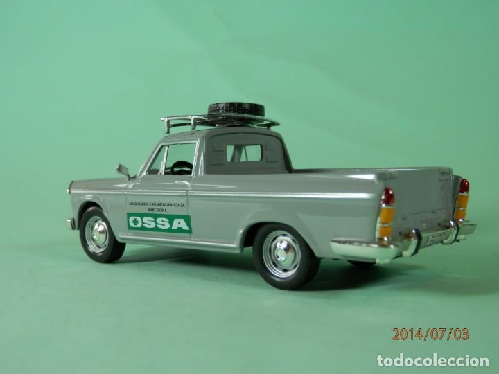 Coches a escala: SEAT 1500 PICK UP OSSA 1968-ALTAYA-1/43-LUGOY - Foto 5 - 166818854
