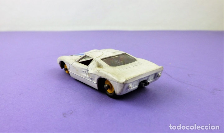Coches a escala: Matchbox Lesney Ford GT conjunto G4 Race´n Rally - Foto 4 - 167006044