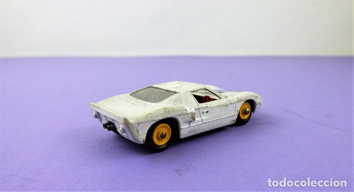 Coches a escala: Matchbox Lesney Ford GT conjunto G4 Race´n Rally - Foto 5 - 167006044