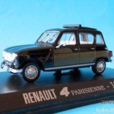 Coches a escala: RENAULT 4L PARISIENNE 1964- ALTAYA-1/43-LUGOY. Lote 167725484