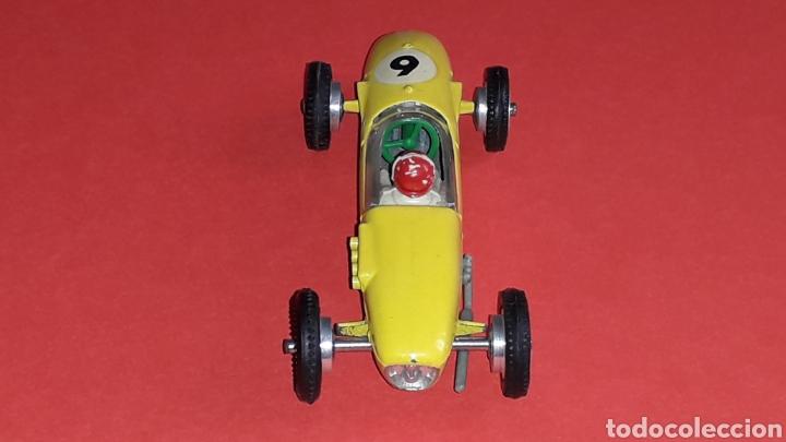 Coches a escala: Lotus F-1 ref. 11, metal, esc. 1/43, Dalia Solido made in Spain, original años 60. - Foto 2 - 167759112