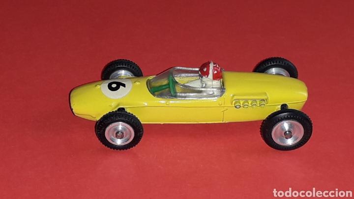 Coches a escala: Lotus F-1 ref. 11, metal, esc. 1/43, Dalia Solido made in Spain, original años 60. - Foto 4 - 167759112