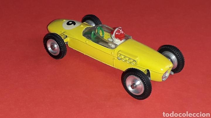 Coches a escala: Lotus F-1 ref. 11, metal, esc. 1/43, Dalia Solido made in Spain, original años 60. - Foto 5 - 167759112
