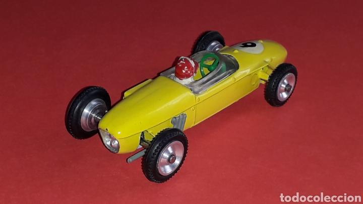 Coches a escala: Lotus F-1 ref. 11, metal, esc. 1/43, Dalia Solido made in Spain, original años 60. - Foto 6 - 167759112