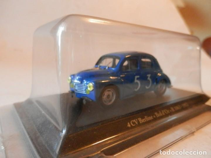 Coches a escala: RENAULT 4-4 BERLINE BOD D´OR 1952-1/43-LUGOY - Foto 2 - 167976160