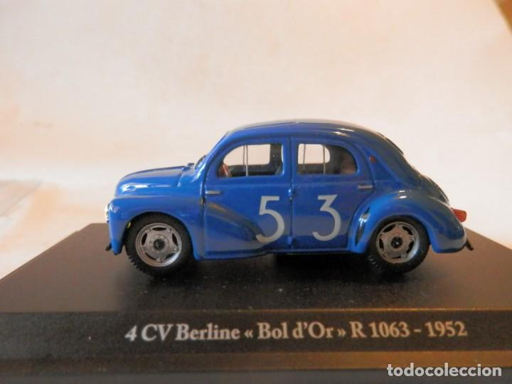 Coches a escala: RENAULT 4-4 BERLINE BOD D´OR 1952-1/43-LUGOY - Foto 3 - 167976160