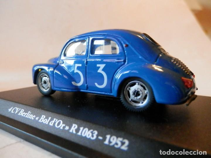 Coches a escala: RENAULT 4-4 BERLINE BOD D´OR 1952-1/43-LUGOY - Foto 4 - 167976160