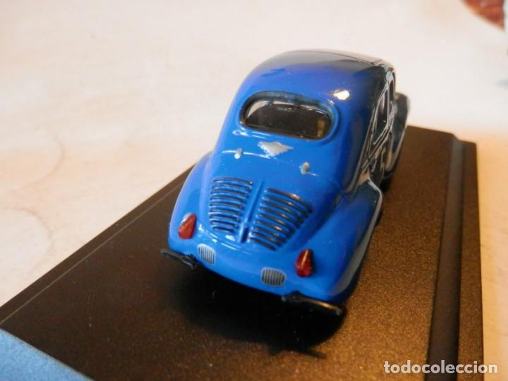 Coches a escala: RENAULT 4-4 BERLINE BOD D´OR 1952-1/43-LUGOY - Foto 5 - 167976160