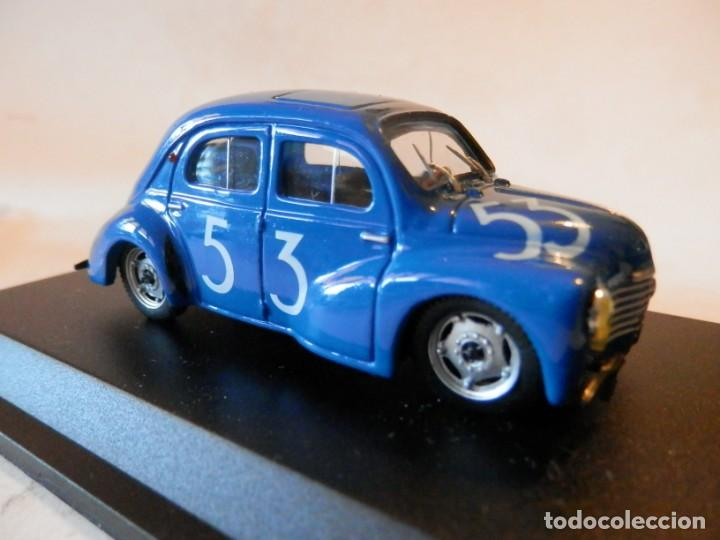 Coches a escala: RENAULT 4-4 BERLINE BOD D´OR 1952-1/43-LUGOY - Foto 6 - 167976160