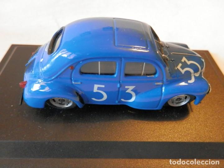 Coches a escala: RENAULT 4-4 BERLINE BOD D´OR 1952-1/43-LUGOY - Foto 8 - 167976160