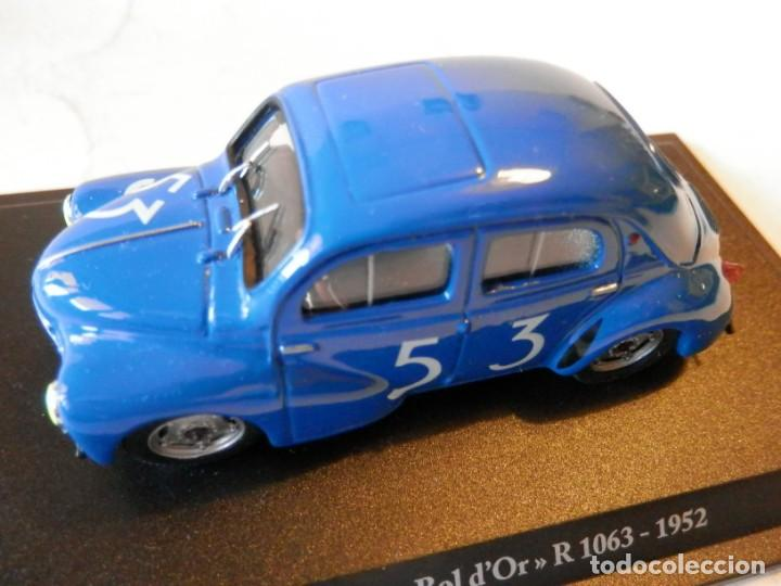 Coches a escala: RENAULT 4-4 BERLINE BOD D´OR 1952-1/43-LUGOY - Foto 9 - 167976160