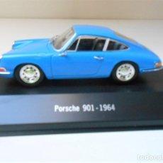 Coches a escala: 1/43 COCHE PORSCHE 901 AÑO 1984 ATLAS 1:43 METAL MODEL CAR MINIATURE MINIATURA. Lote 206371968